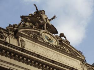 Outside Grand Central Station