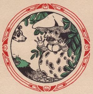 Grandma Frog by E.R. Crowell