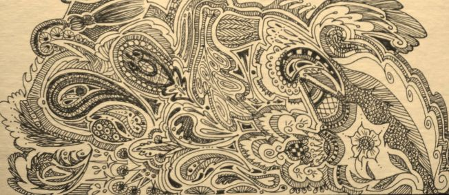 Doodle by Vicky Lorencen