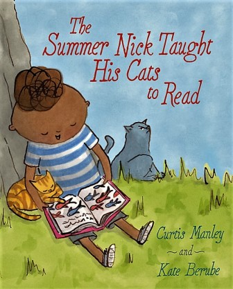 Summer Nick Taught His Cats-cover (1)