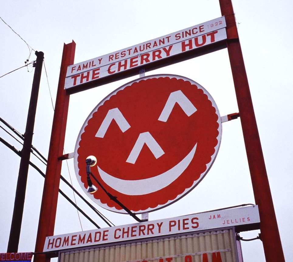 cherry hut